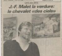 1988 Café des Arts à Lodève