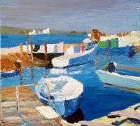252- Barque à La Pointe courte  (150€)