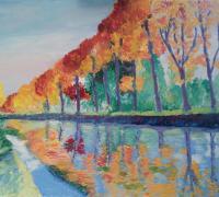 255 - Le Canal du Midi   (300€)