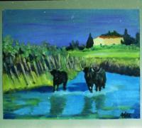 162 - Le Marais   1998 (VENDU)