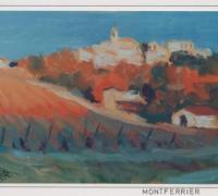 79 - Montferrier sur Lez   1987  (VENDU)